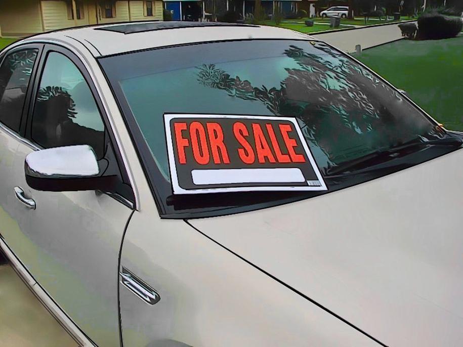 How do I sell a car in Pennsylvania