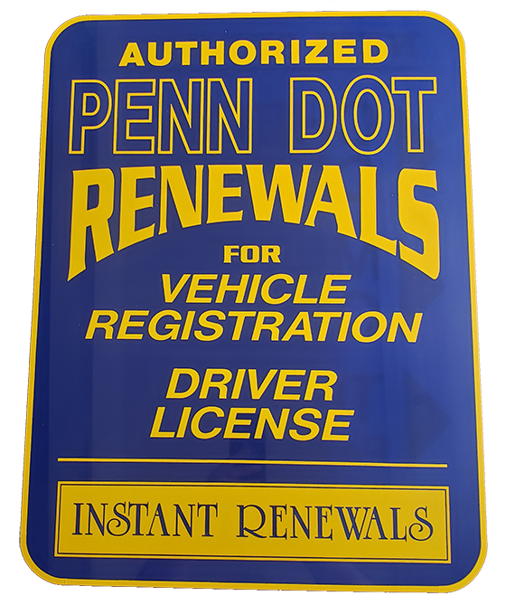 Instant Vehicle Registration and Instant Drivers License Renewal in McKeesport