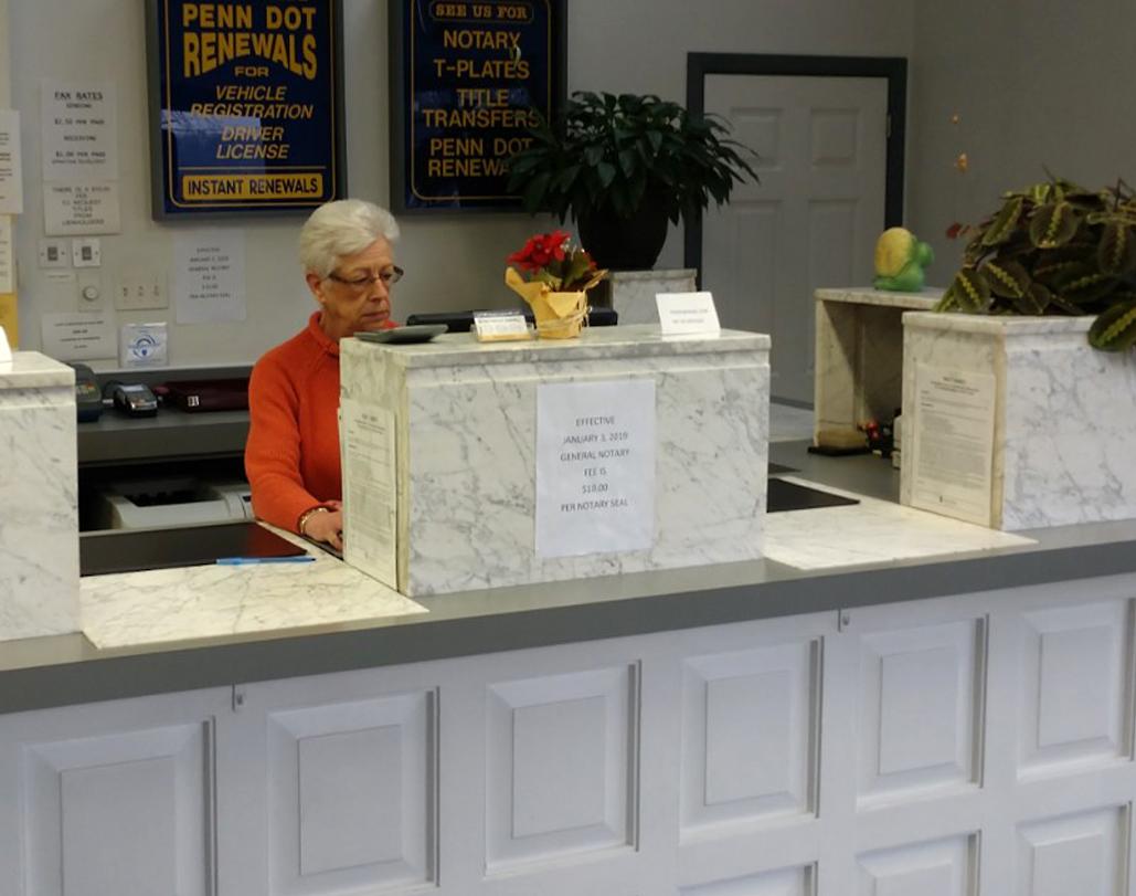 South Hills Drivers License and Vehicle Registration Center - PennDOT Instant Messenger Service